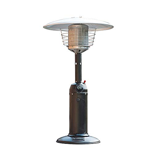 LEGACY HEATING Table Top Gas Patio Heater...