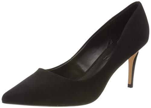 Buffalo Damen Fanny 2 Pumps, Schwarz (Black 001), 38 EU