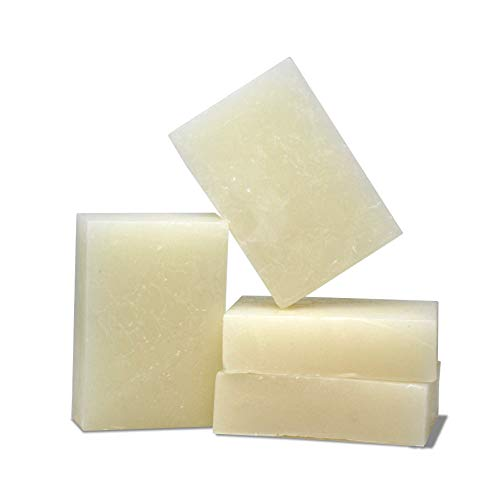 Marcus Wellness Shea Butter Glycerine Soap Base - 100% Pure and Natural - No Paraben, SLS, Tallow, Alcohol Free (1 kg)