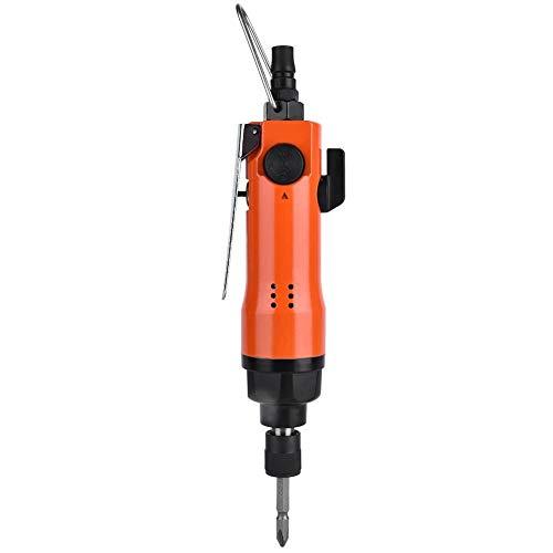 Taladro de destornillador neumático de 1/4 de pulgada, 12000 rpm Destornillador de torque de aire 5H con destornillador neumático de punta Herramienta de reparación de destornillador(5HA)