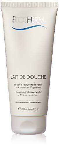 Biotherm Lait de Douche femme/women, Cleansing shower milk, 1er Pack (1 x 200 g)