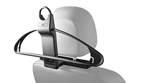 r. Rati Hanger Smarter Autokleiderbügel, Kleiderbügel, Jackenhalter für Kopstütze, KFZ Kleiderbügel