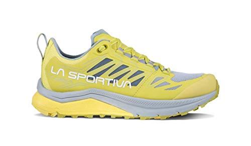 La Sportiva Jackal Trail Running Shoe - Women's Celery/Kiwi, 43.0