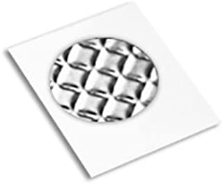 65-300 Degree F Performance Temperature 3M 427 Circle-3.500-100 Shiny Silver Aluminum//Acrylic Adhesive Tape Linered Aluminum Foil Tape 0.0046 Diameter Circles Pack of 100