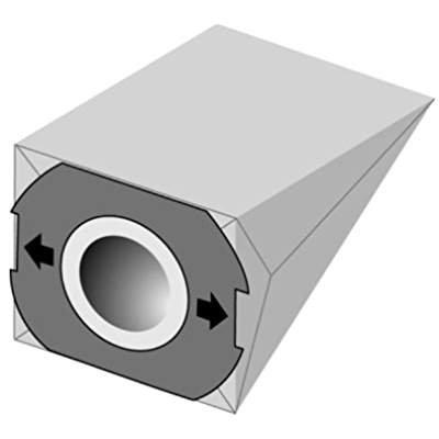30 Staubsaugerbeutel SPO40 von Staubbeutel-Profi® kompatibel zu Swirl O87