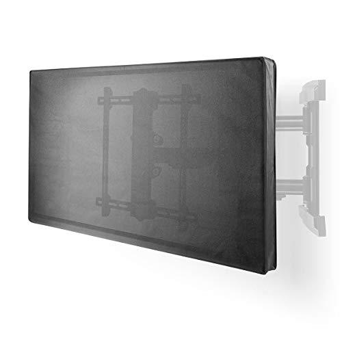 TronicXL 40 31 42 Pulgadas Cobertura Cobertura Cobertura TV Fernseh TV Cobertura Protectora Cover Accesorios para Compatible con TV Samsung Sony LG Toshiba Medion Grundig LED LCD OLED Plasma
