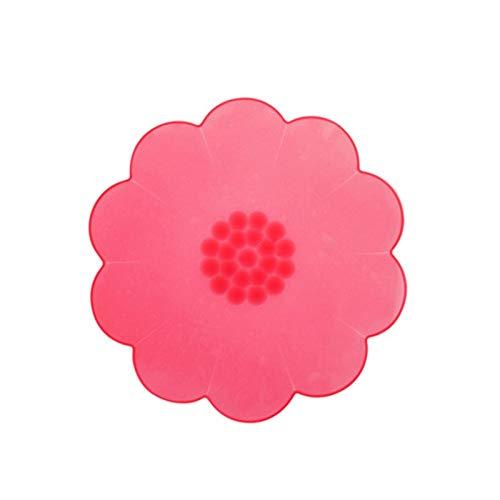 Mjd Keukenbenodigdheden fruit bloemenpatroon afdekking siliconen plastic folie afdekking koelkast frisse afdekking transparante kom afdekking