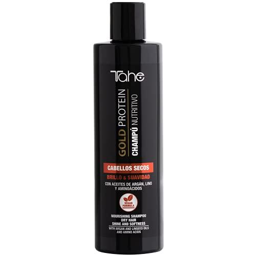 Champú nutritivo cabellos secos Gold Protein (300 ml)