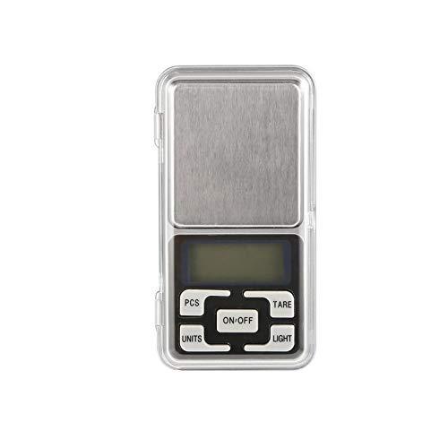 CamKpell Edelstahl 500g 0,1g Digital Elektronische LCD Display Schmuck Mini Taschen Waage Digitale Waage Schmuck