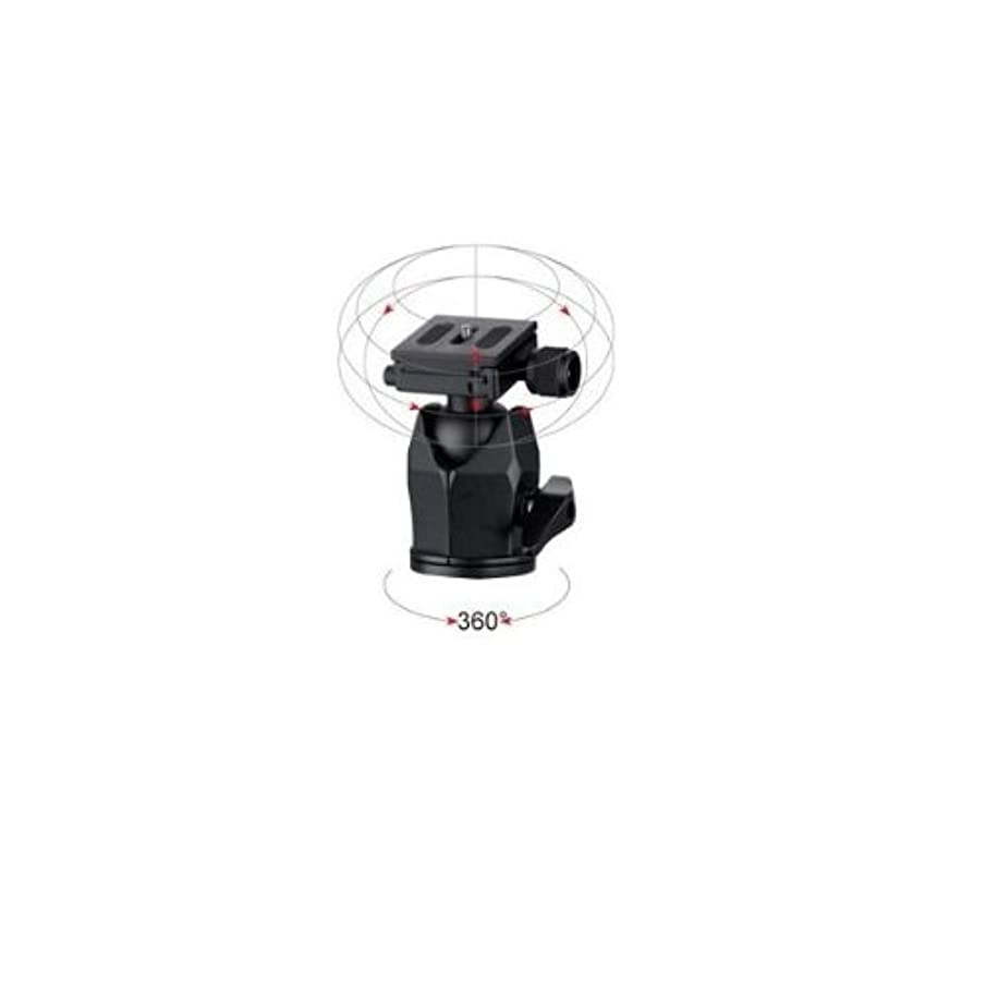 ePhoto Professional Camera Tripod Grip Action Ball Head with quick release plates by ePhotoINC FT6692AH