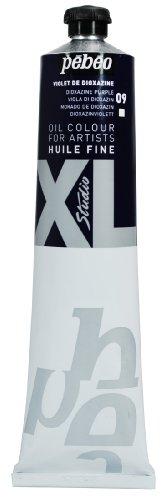 Pébéo XL - Pintura al óleo (200 ml), Color Morado