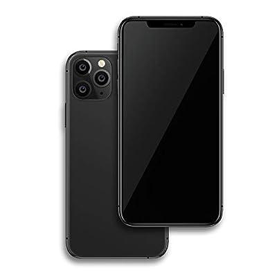 Non-Working Replica 1:1 Phone Dummy Display Phone Model for Phone 11 Pro 5.8 Fake Model Toy (11Pro Grey Blackscreen) by FufoneUS