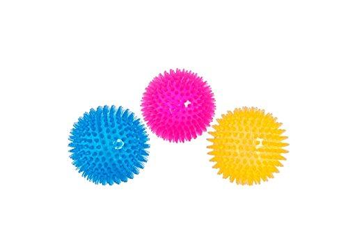 KARLIE Spielzeug GOOD4FUN Igelball für Hunde 8cm