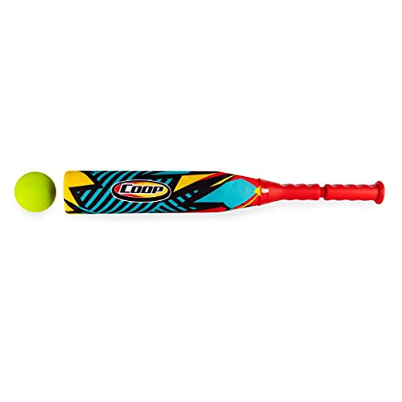 COOP Homerun Squirt And Smash Pool Toy - Baseball Water Game for Kids - Aqua/Red