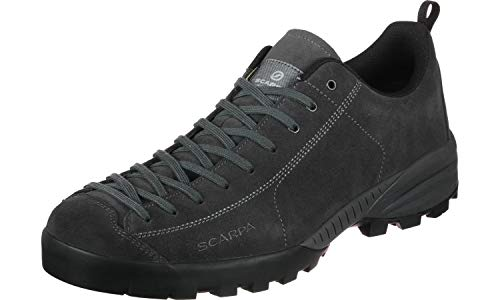 Scarpa Mojito City Gore-TEX Spatzierungsschuhe - AW18, charcoal, 37.5