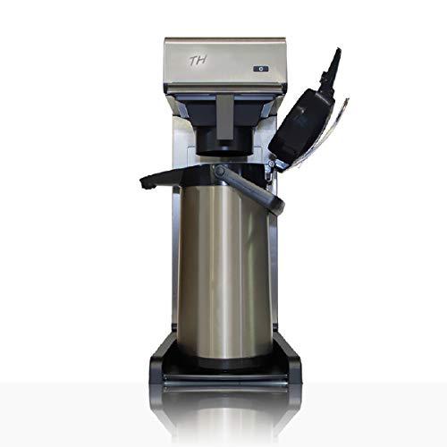Bonamat TH10 PP Pouch Kaffeemaschine Coffeefair-Branding inkl. Kanne mit Glaseinsatz