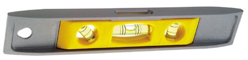 Stanley 42-465 9-Inch Cast Aluminum Torpedo Level