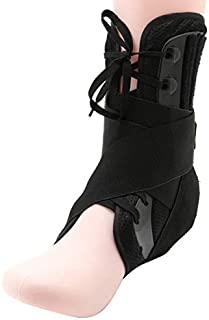 HealthyNeeds OOTDTY Straps Sports Support Adjustable Foot Orthosis Stabilizer Ankle Protector
