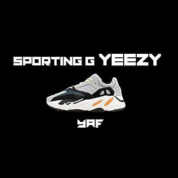 Sporting G Yeezy