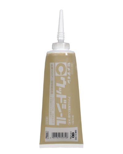 セメダイン 木用 充てん材 ウッドシール ナチュラル 500g チューブ SY-003