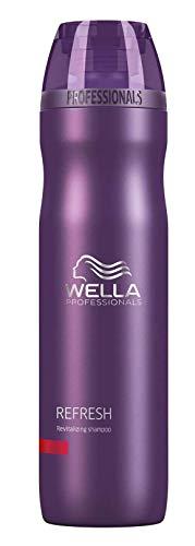 3 x Wella Refresh kühlendes & belebendes Shampoo mit Champagner-Extrakt je 250ml