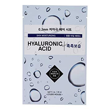 ETUDE HOUSE 0.2mm Therapy Air Mask 20ml (Hyaluronic Acid) – KOREAN SKINCARE.
