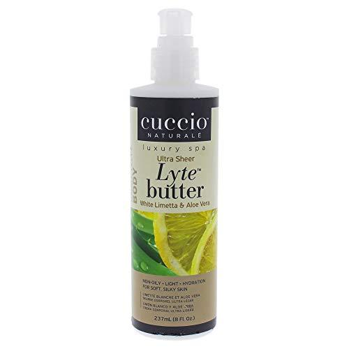 White Limetta & Aloe Vera Lyte Beurre corporel 237 ml
