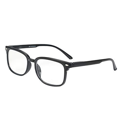 Aroncent Lesebrille Gleitsichtbrille Gleitsichtgläser Progressiven Brille Multifokal Lesebrillen Computer Lesehilfe Dioptrien +1.0-3.0