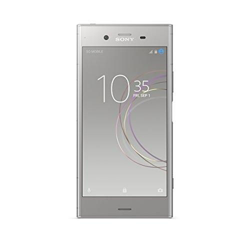 Sony Xperia XZ1 G8341 (64GB) 海外版 SIMフリー (White Silver/シルバー)