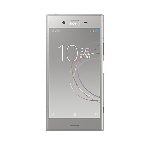 Sony G8341 Smartphone da 64 Gb, Silver