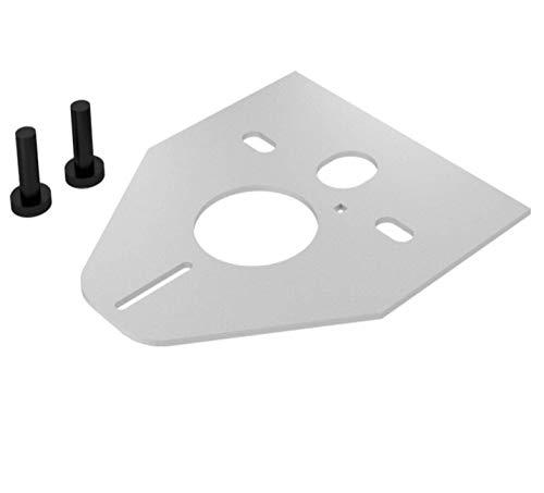 Wärmer System Schallschutzset zum Aufhängen von WC und Bidet für den universellen Einsatz