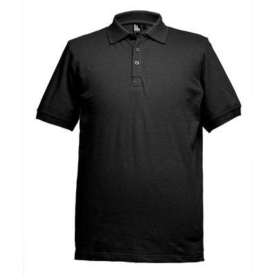 FUnc Factory pour Homme Classique Coton Chemise Coupe Classique – Noir – S
