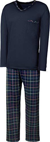 RM-Kollektion Schlafanzug Single-Jersey dunkelblau Größe 106