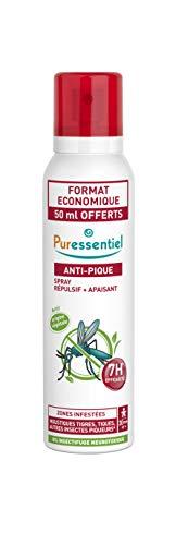 Puressentiel Spray Repelente Anti-Pica, 200 ml
