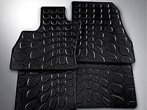 Genuine Fiat Mopar (68227376AA) All-weather Floor Mat Set