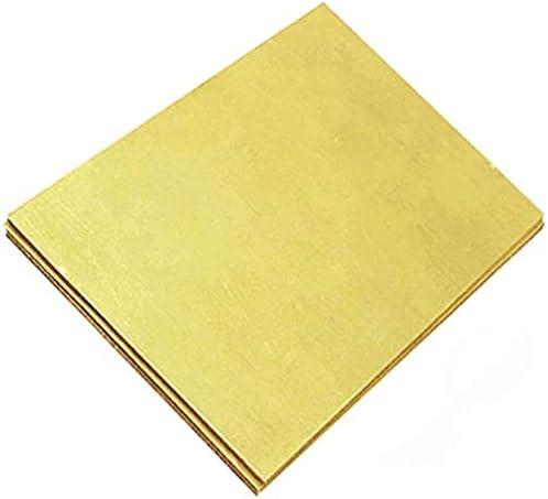 ZHANGWW Copper Sheet Metal In 2021new shipping free shipping stock 1mm 30 Brass