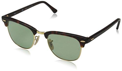 Ray-Ban 0RB3016 Gafas, HAVANA, 49 Unisex