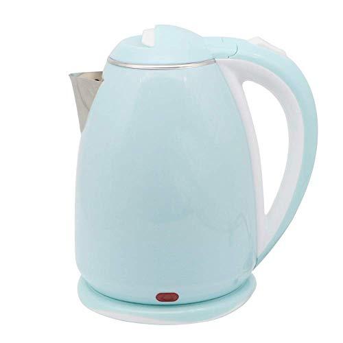 Bouilloire électrique, Bouilloire électrique Inox, Bouilloire Sans BPA, Arrêt Automatique Et Protection Anti-sec, ébullition Rapide, 2000W