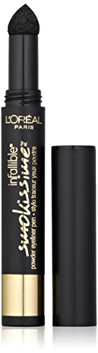 L'Oreal Paris Infallible Smokissime Powder Eyeliner, Taupe Smoke 703, 0.032 Ounce