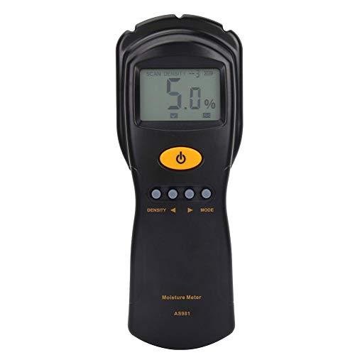 Display LCD senza contatto Misuratore di umidità in legno digitale Rilevatore di perdite d'acqua...