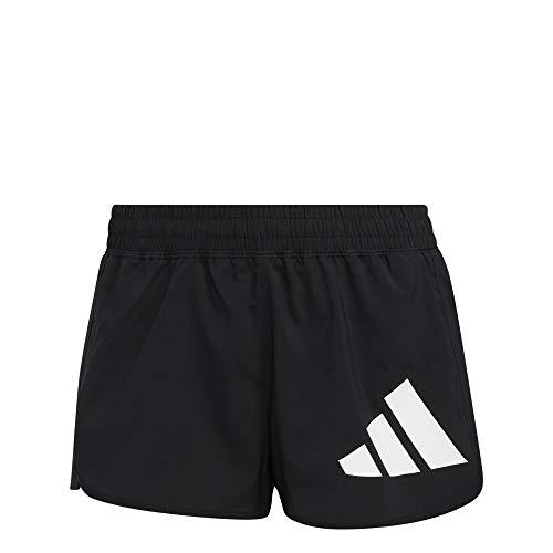 adidas Damen Wvn Pcer Bos Shorts, Schwarz/Weiß, L EU