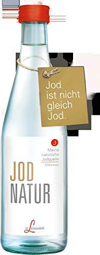 St Leonhardsquelle Tafelwasser Jod Natur (6 x 330 ml)