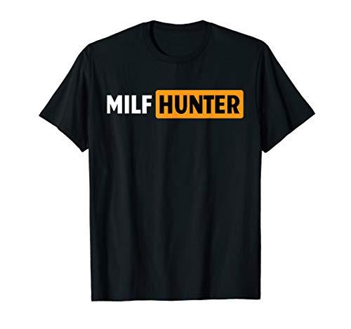 Herren Milf Hunter für Porno-Fans T-Shirt