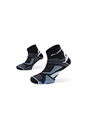 BV Sport Chaussettes Run One Noir