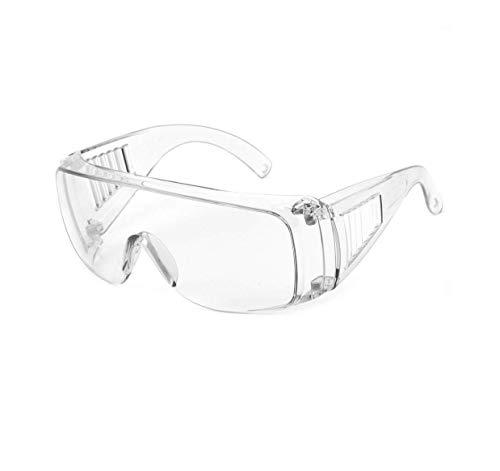 ENHANCE Occhiali di sicurezza Occhiali Protezione antipolvere Protezione antivento Occhiali Occhiali professionali Proteggi i tuoi occhi (Cornice di cristallo 9001)