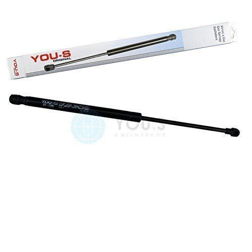 1 X YOU.S Tube à Gaz pour Hayon Longueur : 425 mm Kraft : 350 N - 51247008764