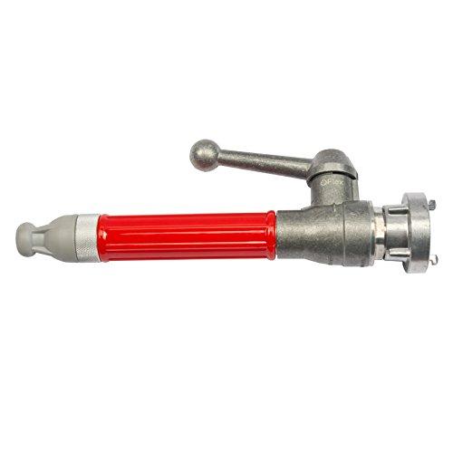 """Quarzflex® Strahlrohr Typ D mit Storzkupplung D 1\"""" IG (schwere Industriequalität) DIN 14365"""
