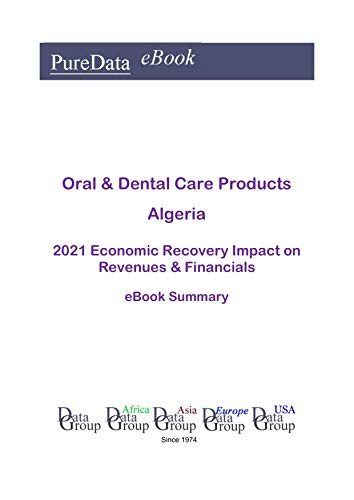 Oral & Dental Care Products Alge...