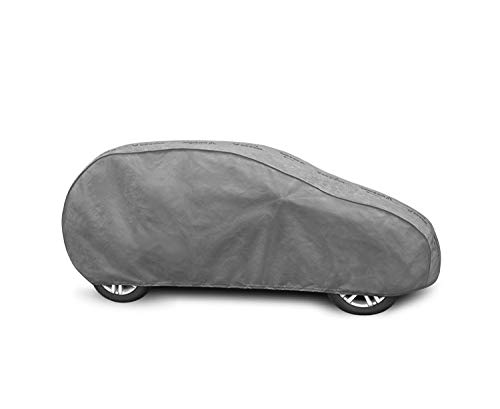 Autoabdeckung geeignet für VW Up Schutzplane Abdeckung Vollgarage für das Auto atmungsaktiv - Autoplane M1