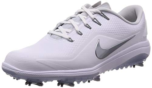 Arriba Semicírculo Porcentaje  Nike React Vapor 2 Golf Shoe White/MTLC Cool Grey-White-Black - 10.5- Buy  Online in Andorra at andorra.desertcart.com. ProductId : 94941281.
